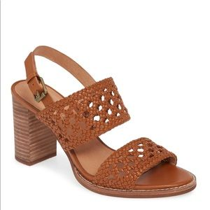 New Madewell Basketweave sandal